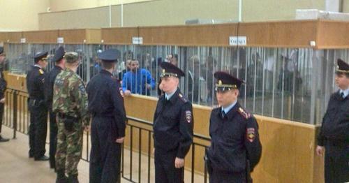 Во время вынесения приговора по делу о вооруженном нападении на Нальчик. Декабрь 2014 г. Фото http://memohrc.org/news/vynesen-prigovor-po-delu-o-vooruzhennom-napadenii-na-nalchik