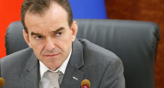 Вениамин Кондратьев. Фото пресс-службы главы администрации (губернатора) Краснодарского края