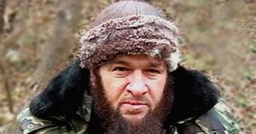 Докку Хамадович Умаров (Абу Усман). Фото https://ru.wikipedia.org
