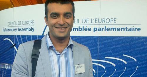 Расул Джафаров. Фото: RFE/RL http://www.radioazadlyg.org/