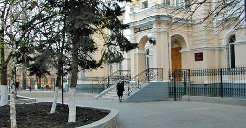 Ростовский областной суд. Фото: thutkin http://wikimapia.org/