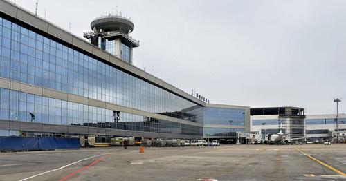 Аэропорт Домодедово. Фото: Dmitry A. Mottl https://ru.wikipedia.org/