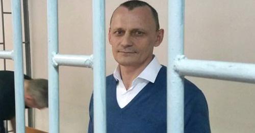 Николай Карпюк. Фото: RFE/RL