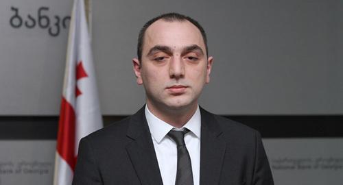 Георгий Кадагидзе. Фото: http://dev.dlmn.info/ru/kadagidze-banki-gruzii-ne-dolzhny-usugublyat-polozhenie-grazhdan-svoey-politikoy/