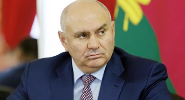Джамбулат Хатуов. Фото пресс-службы администрации Краснодарского края