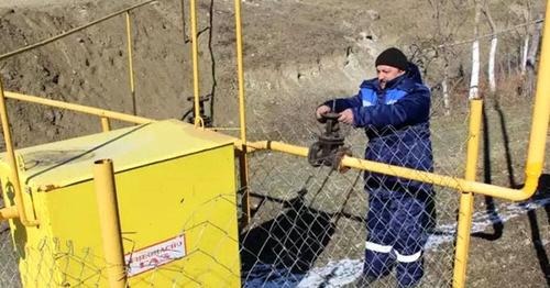 Отключение газа. Дагестан. Фото http://www.riadagestan.ru/