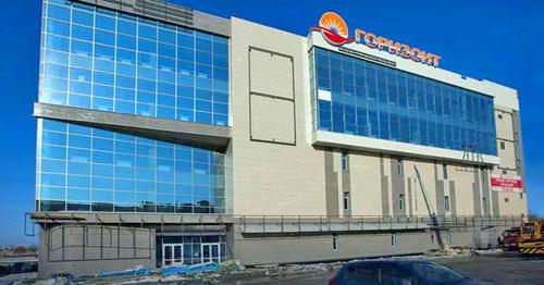 Торгово-развлекательный центр «Горизонт». Ростов-на-Дону. Фото: Sisavl http://wikimapia.org/