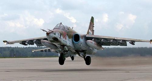 Штурмовой самолёт. Фото: http://bloknot-stavropol.ru/news/pilot-razbivshegosya-shturmovika-pogib-posle-katap-715492