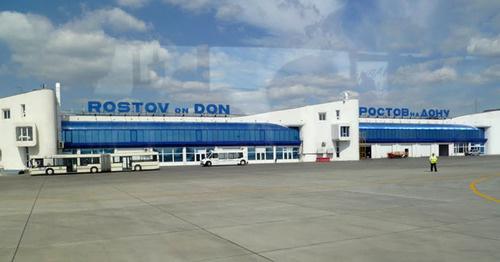 Аэропорт Ростова-на-Дону. Фото: yoz123 http://wikimapia.org/
