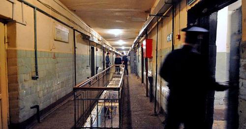 Следственный изолятор. Фото: Елена Синеок http://www.yuga.ru/