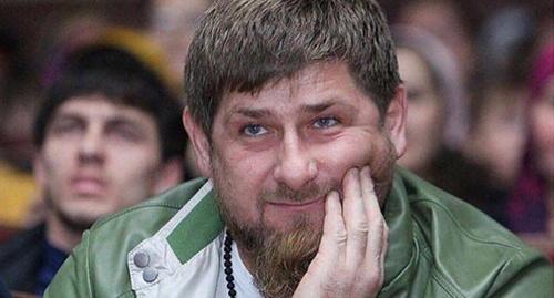 Рамзан Кадыров. Фото: https://www.instagram.com/p/BAkk76LCnEI/?taken-by=kadyrovramzan