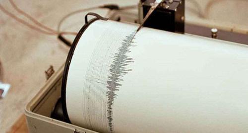 Показания сейсмографа. Фото: http://163gorod.ru/node/20296