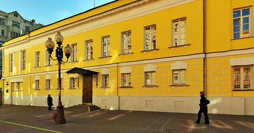 Московский окружной военный суд. Фото https://freelance.ru/airkondr/?work=1338356