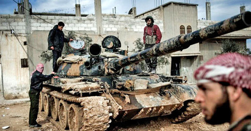 Война в Сирии. Фото: Freedom House https://www.flickr.com/