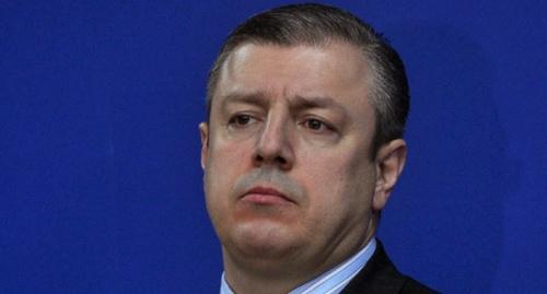 Георгий Квирикашвили. Фото: RFE/RL