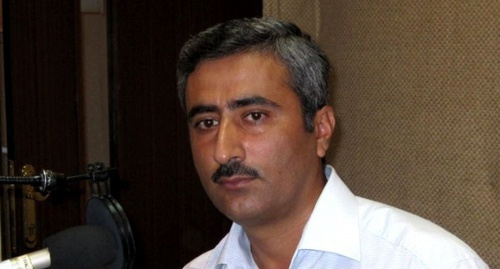 Фуад Гахраманлы. Фото: RFE/RL