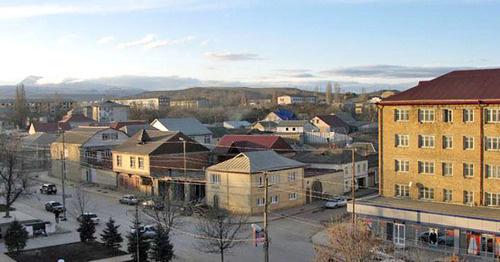 Буйнакск, Дагестан. Фото: Эльдар Расулов http://www.odnoselchane.ru/