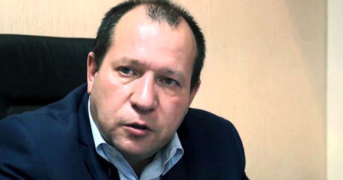 Игорь Каляпин. Фото: RFE/RL