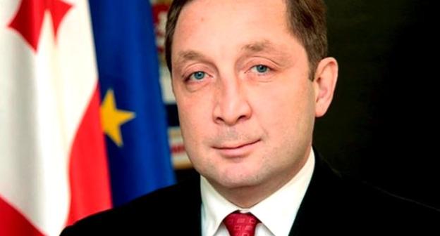 Алекси Петриашвили. Фото: government.gov.ge