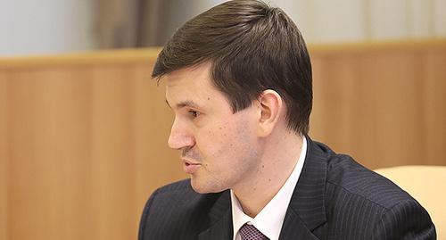 Максим Валерьевич Папушенко. Фото: http://www.donland.ru/news/Vasilijj-Golubev-naznachil-glavu-minehkonomrazvitiya-oblasti?pageid=92218&mid=83793&ItemID=67060