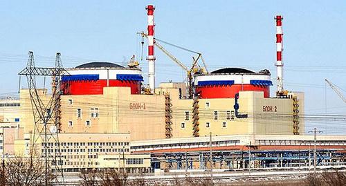 Ростовская АЭС. Фото: http://www.energy-experts.ru/news11766.html