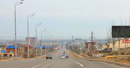 Избербаш, Дагестан. Фото: Шамиль Шангереев http://odnoselchane.ru/