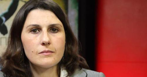 Екатерина Сокирянская. Фото: RFE/RL