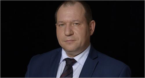 Игорь Каляпин. Фото: http://www.antipytki.ru/news/7130