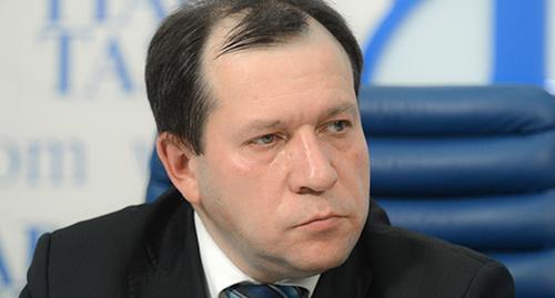 Игорь Каляпин. Фото: http://правозащита38.рф/в-центре-грозного-напали-на-главу-ком/