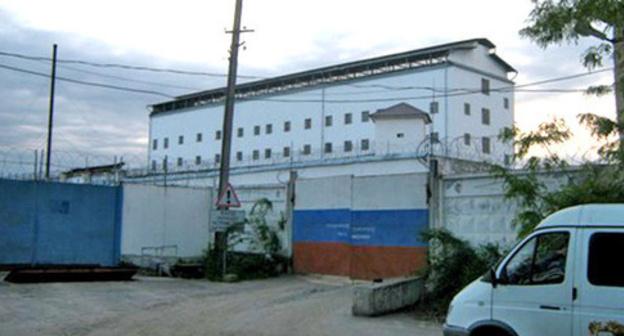 СИЗО Нальчика. Фото http://www.doshdu.ru/