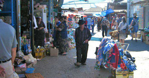 Рынок Кизляра. Дагестан. Фото: Генчик Вотчель http://odnoselchane.ru/