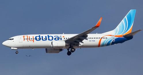 Cамолет компании FlyDubai. Фото: Mehdi Nazarinia https://ru.wikipedia.org/