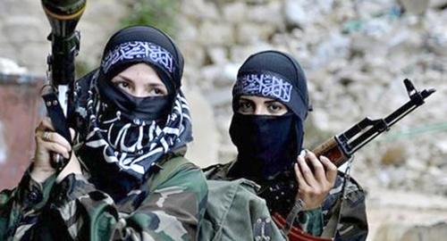 Боевики Исламского государства Ирака и Леванта. Фото: http://www.polit.ru/news/2015/02/16/emirates/