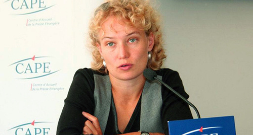 Саша Кулаева. Фото: http://capefrance.com