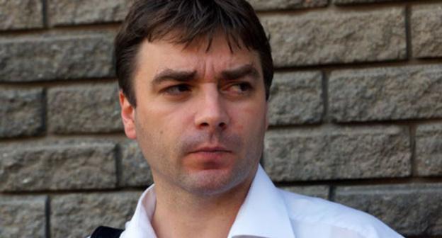 Адвокат Александр Попков. Фото:  Антон Наумлюк, RFE/RL