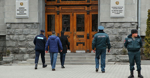 Генеральная прокуратура Армении. Ереван. Фото http://www.panarmenian.net/m/rus/photoset/7380