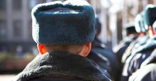 Сотрудники силовых структур. Фото: Юрий Гречко / Югополис