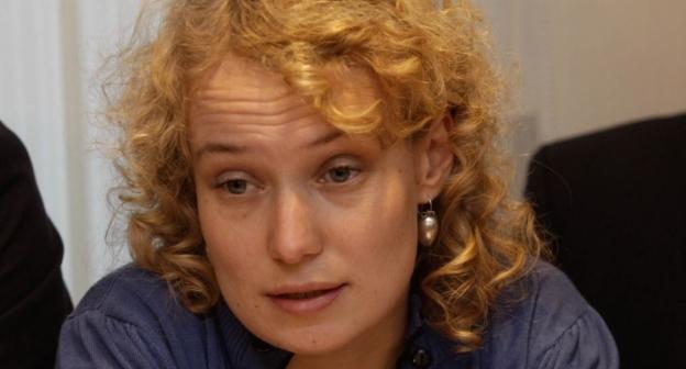 Саша Кулаева. Фото: RFE/RL