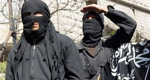 Сторонники ИГ «Исламского государства» (ИГ — признано террористической организацией, его деятельность в России запрещена).  Фото Пользователя Главный Редактор, www.flickr.com
