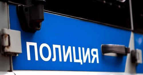 Полицейская машина. Фото: Юрий Гречко / Югополис