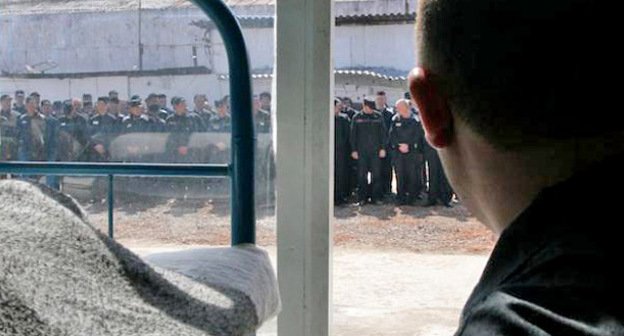 Тюрьма. Фото: Геннадий Аносов / Югополис