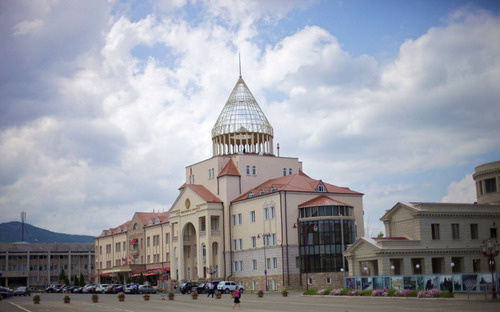 Степанакерт. Нагорный Карабах. Фото пользователя PRORAFFI YOUREDJIAN https://www.flickr.com