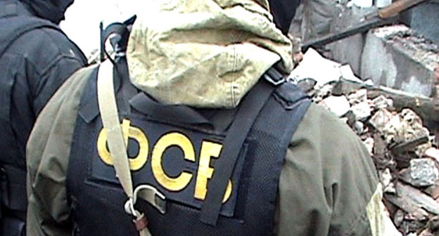 Сотрудник ФСБ. Фото nac.gov.ru/