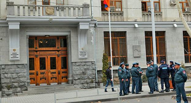Генеральная прокуратура Армении. Фото: / © PAN Photo / Hrant Khachatryan