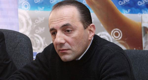 Рубен Меграбян. Фото: http://ru.aravot.am/2016/01/30/198895/