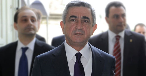 Серж Саргсян. Фото: European People's Party - EPP - http://www.flickr.com/photos/eppofficial/7460119304/
