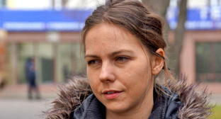 Вера Савченко. Фото: Anton Nayumlyuk (RFL/RL)