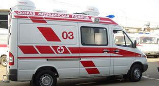 Машина скорой помощи. Фото http://kbrria.ru/obshchestvo/v-kbr-pribyli-novye-mashiny-skoroy-4785