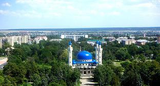 Майкоп. Фото: Kesoff https://ru.wikipedia.org/