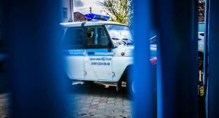 Полицейская машина. Фото: Максим Тишин / Югополис